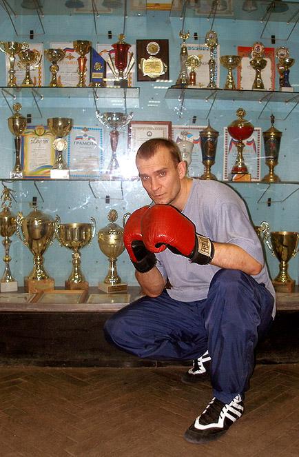 бокс и рукопашный бой сергей зелинский клуб
