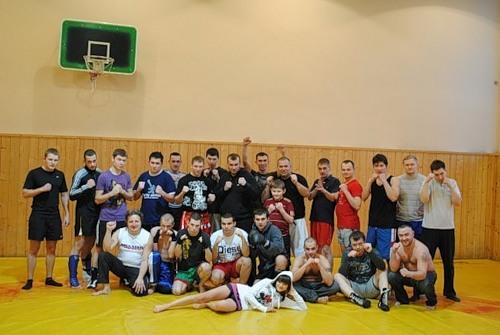 клуб бокса и рукопашного боя сергея зелинского